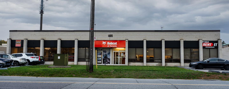 Bobcat of Toronto Scarborough branch