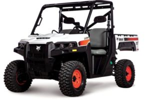 Bobcat UV34 – Diesel Utility Vehicles