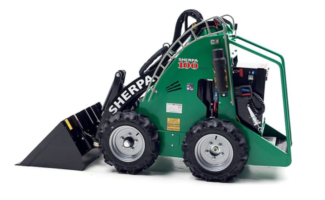 Sherpa Electric Loader
