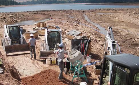 Excavating, Grading & Site Development Equipment