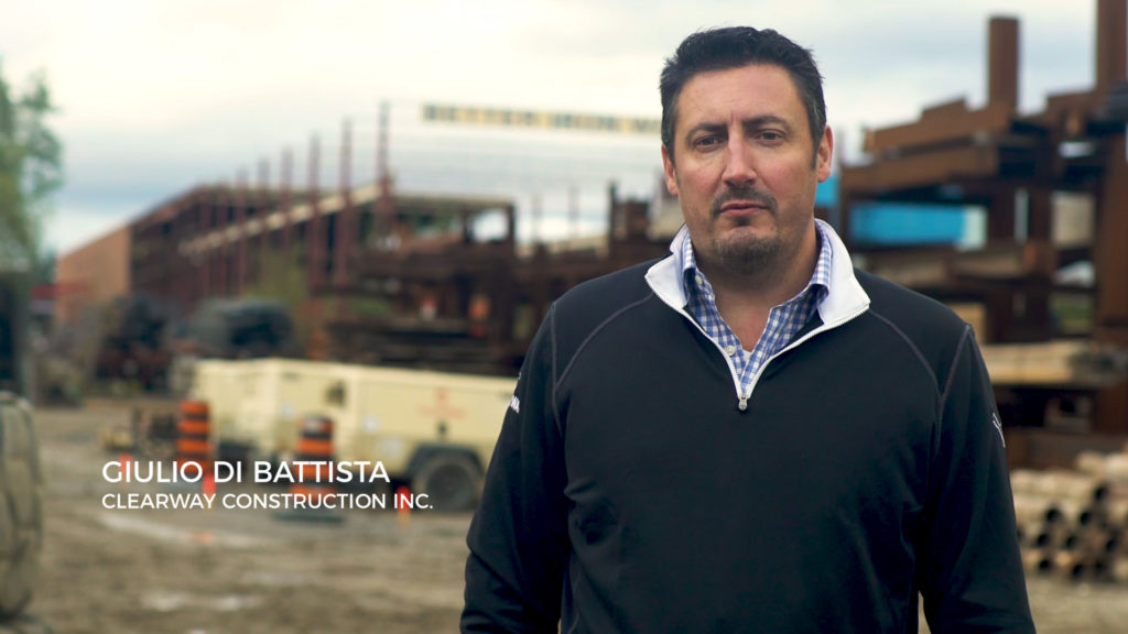 Clearway Construction Video