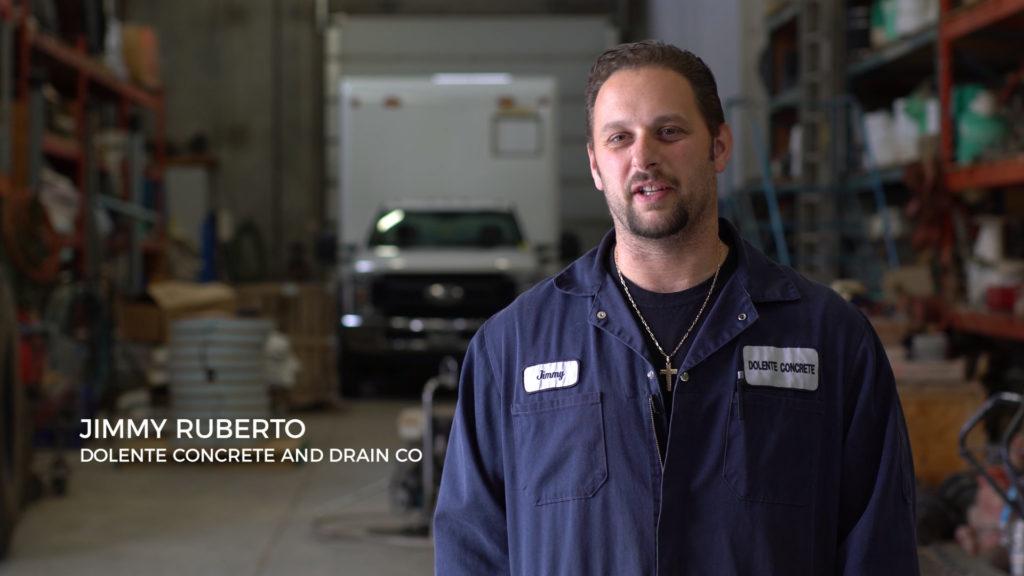 Dolente Concrete and Drain Co. Video