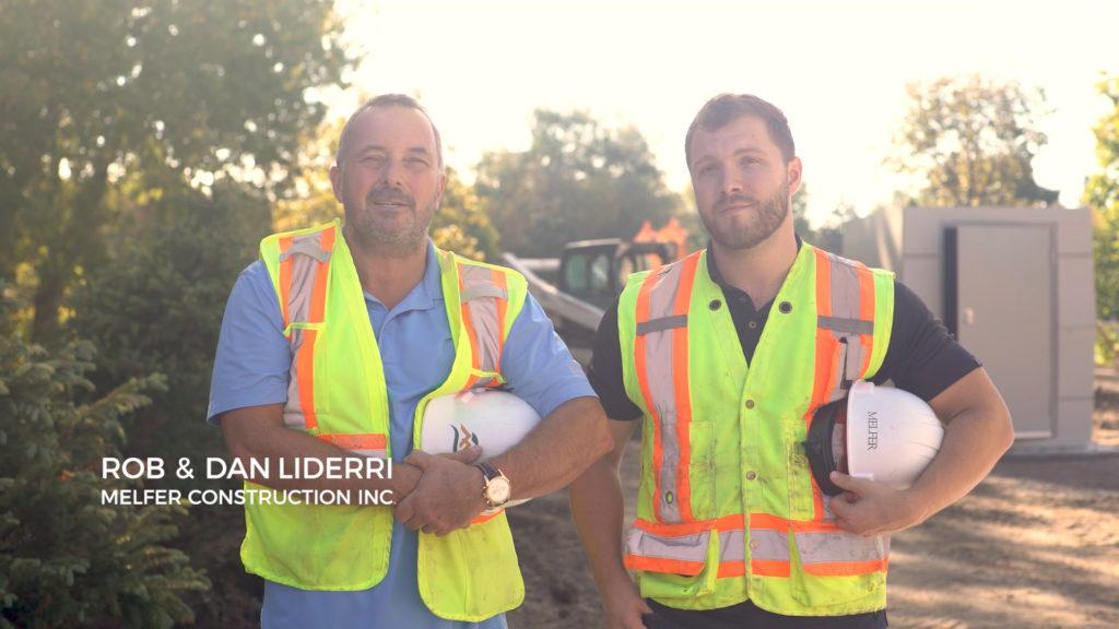 Melfer Construction Inc Video