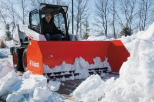 Snow Pusher 2