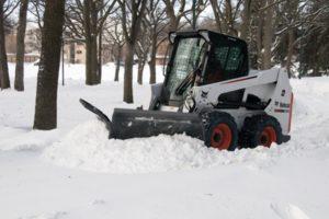 Snow V-Blade 4
