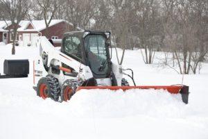 Bobcat Snow Blade 1