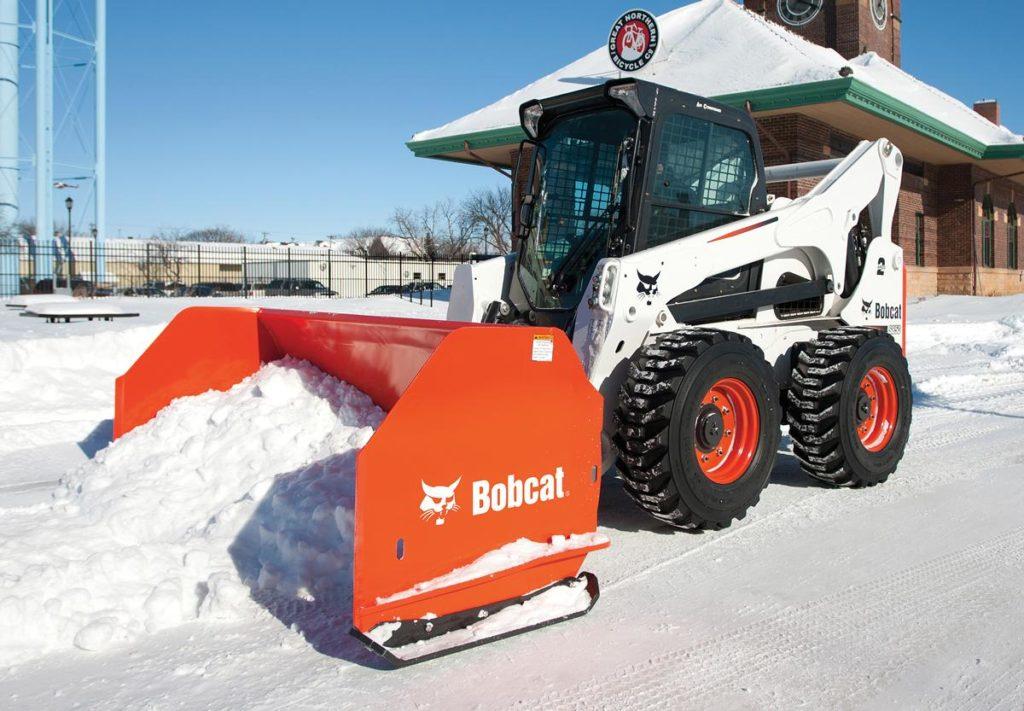 Snow Pusher 3