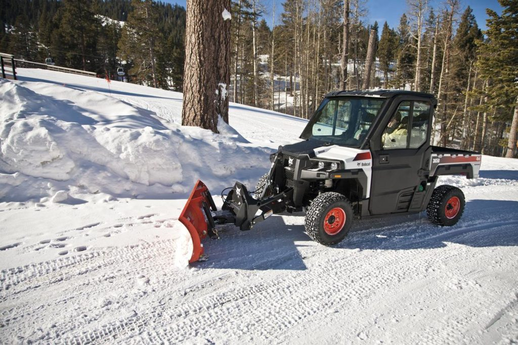 Bobcat Snow Blade 2