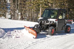 Bobcat Snow Blade 3