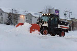 Snow Pusher 1