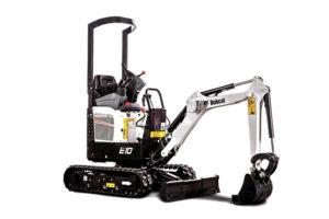 Bobcat E10 Excavators