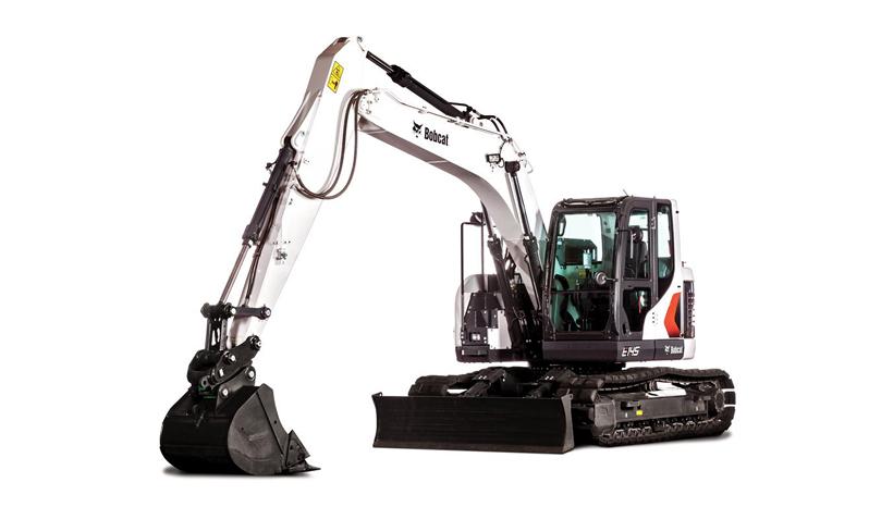 Bobcat E145 Excavators