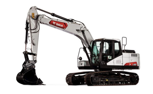 Bobcat E165 Excavators