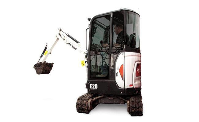 Bobcat E20 Excavators