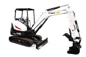 Bobcat E32 Excavators