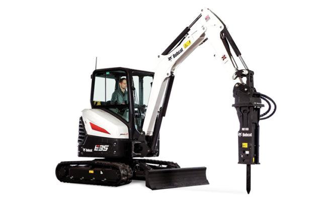Bobcat E35 Excavators
