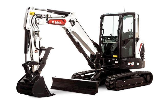 Bobcat E42 Excavators