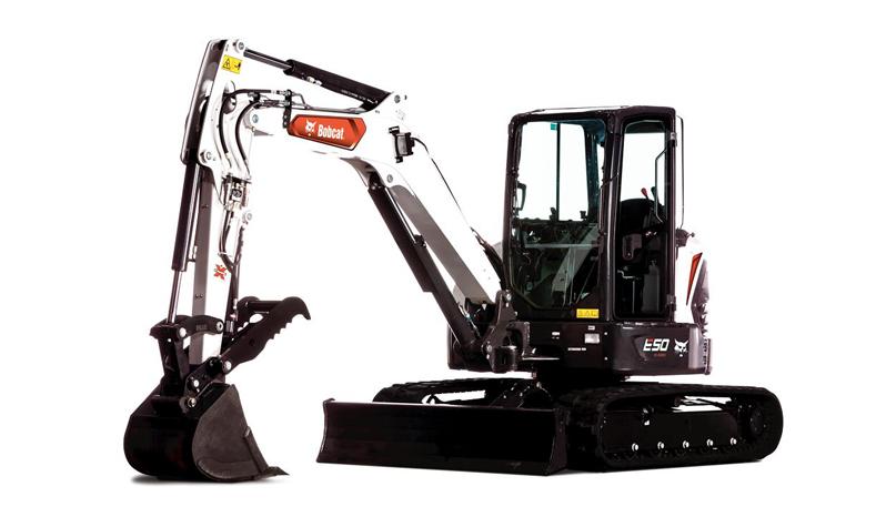 Bobcat E50 Excavators