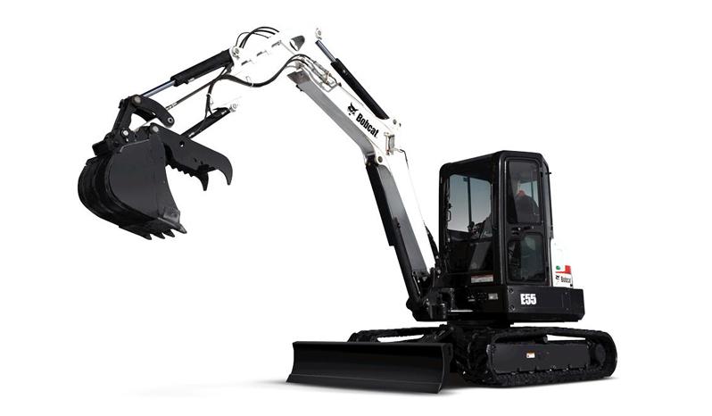 Bobcat E55 Excavators