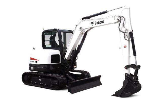 Bobcat E63 Excavators