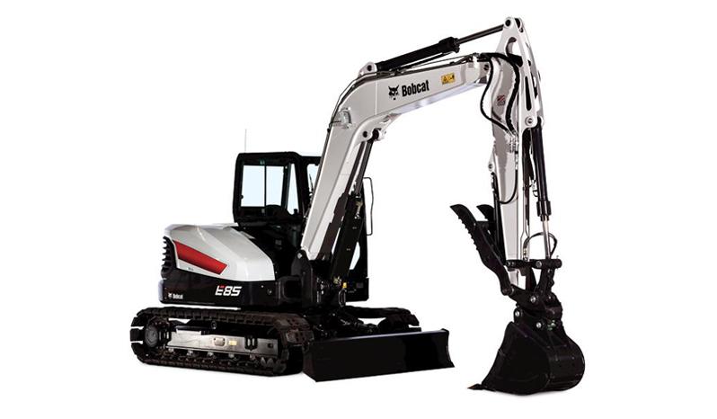 Bobcat E85 Compact Excavator