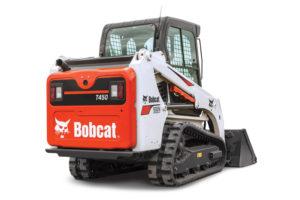 Bobcat T450 Track Loaders
