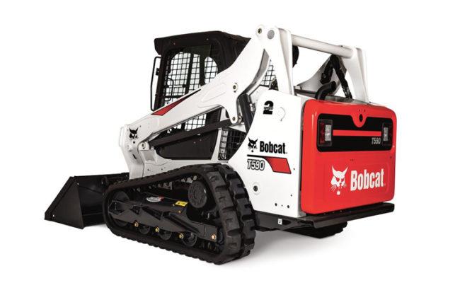 Bobcat T590 Track Loaders