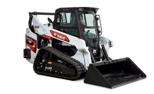 Bobcat T66 Track Loader
