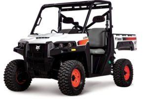 Bobcat UV34 – Gas Utility Vehicles