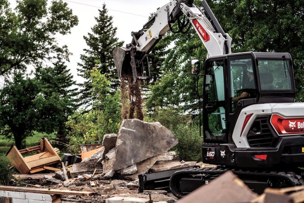 Demolition Equipment