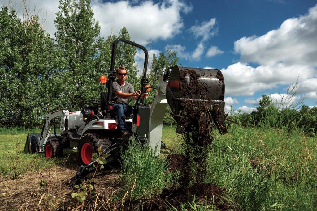 Lawn & Grounds Maintenance Equipment
