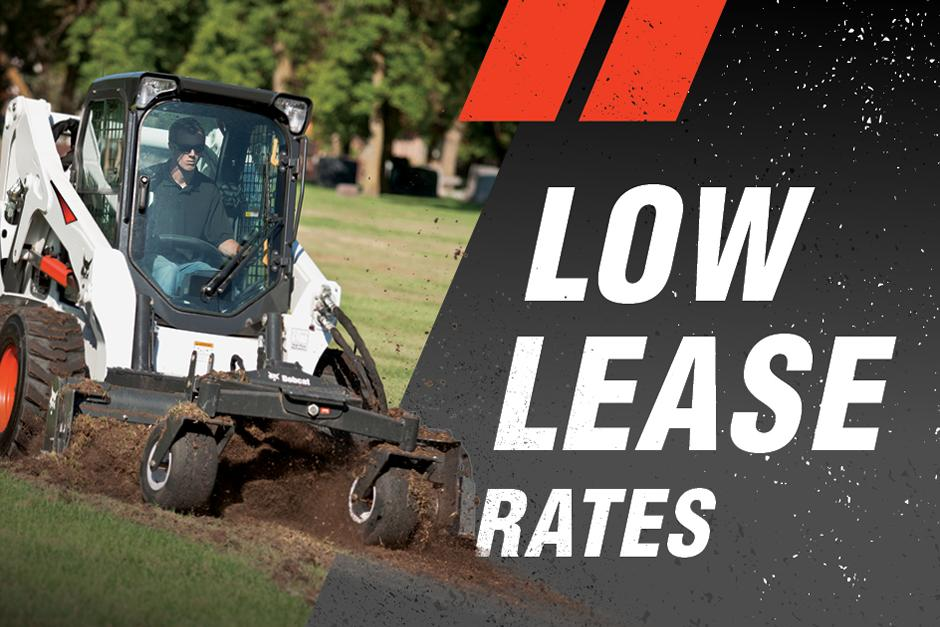 Low Lease Rates