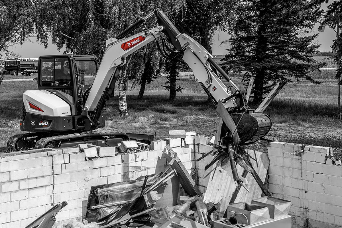 0% Financing on Compact Excavators