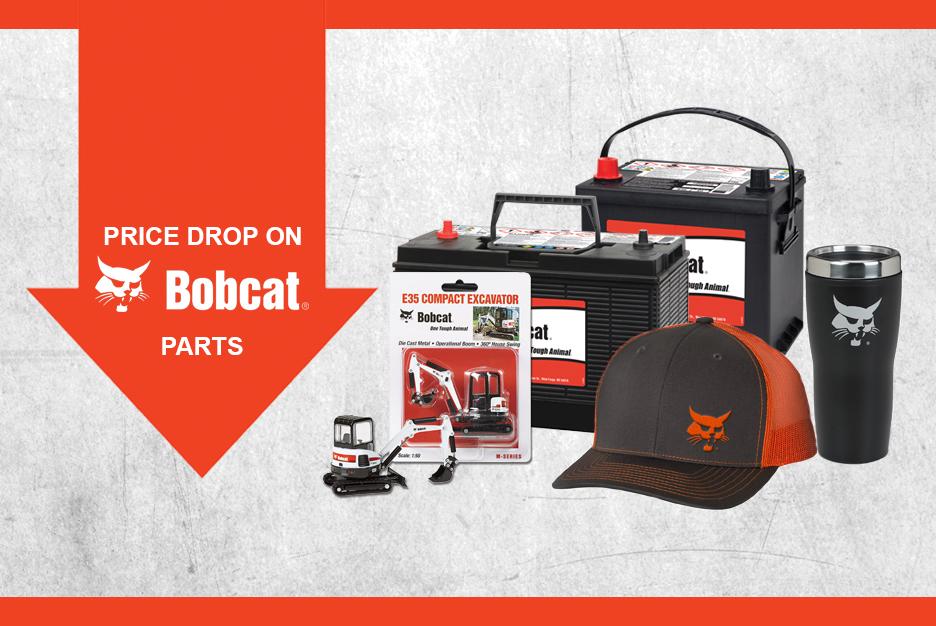 January Bobcat Parts Promo