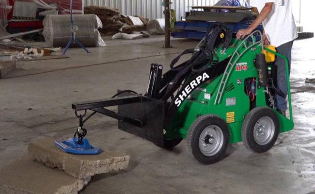 Sherpa Vacuum