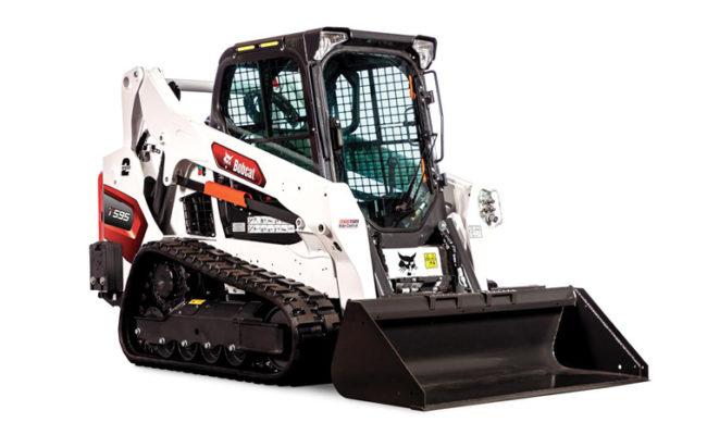 Bobcat T595 Track Loader