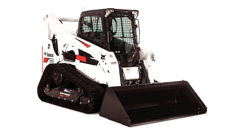 Bobcat T870 Track Loader