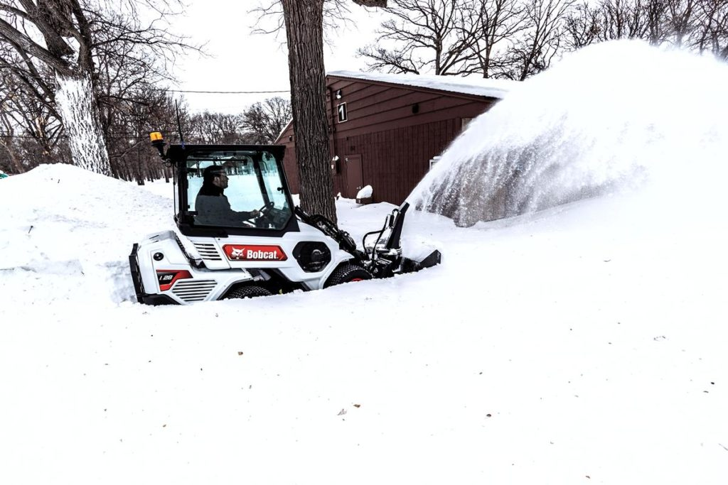Bobcat Snowblower 1