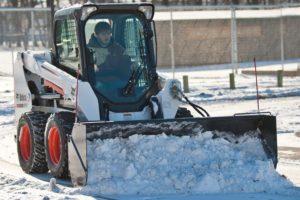 Snow Pusher 4