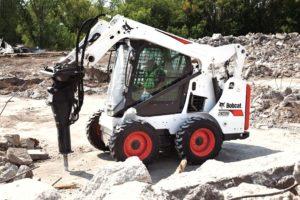 Bobcat Hydraulic Breaker 4