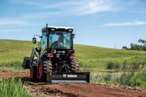 3-Point Box Blade Bobcat Compact Tractors
