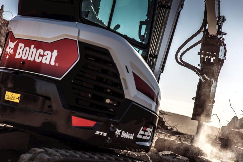 Bobcat Nitrogen Breaker