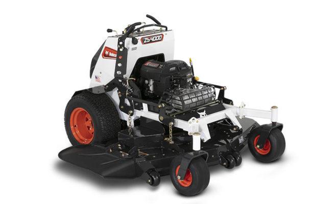 Bobcat ZS4000 Mower