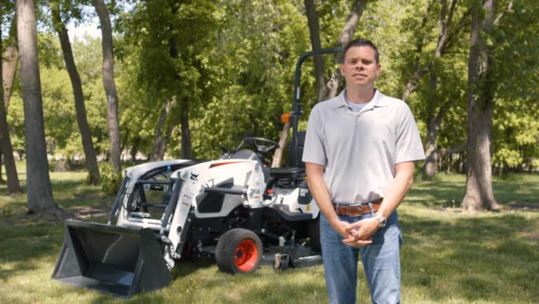 Bobcat 21 to 25 HP Sub-Compact Tractor