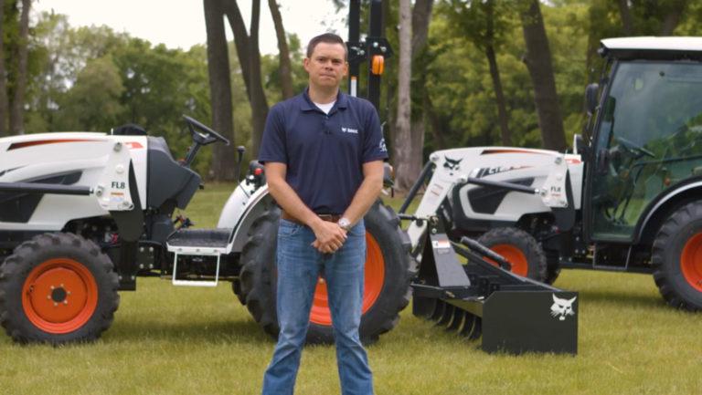 Bobcat 25 to 40 HP Compact Tractors