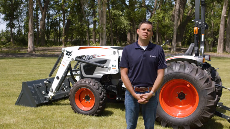 Bobcat 45 to 58 HP Compact Tractors