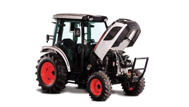 Bobcat Compact Tractor Maintenance & Serviceability Features