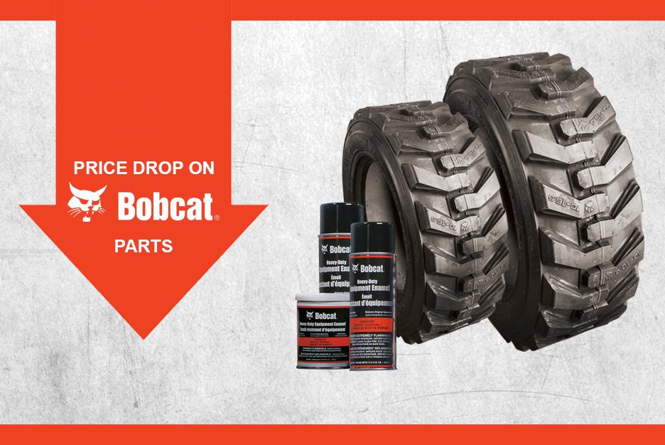Bobcat February Parts Promo