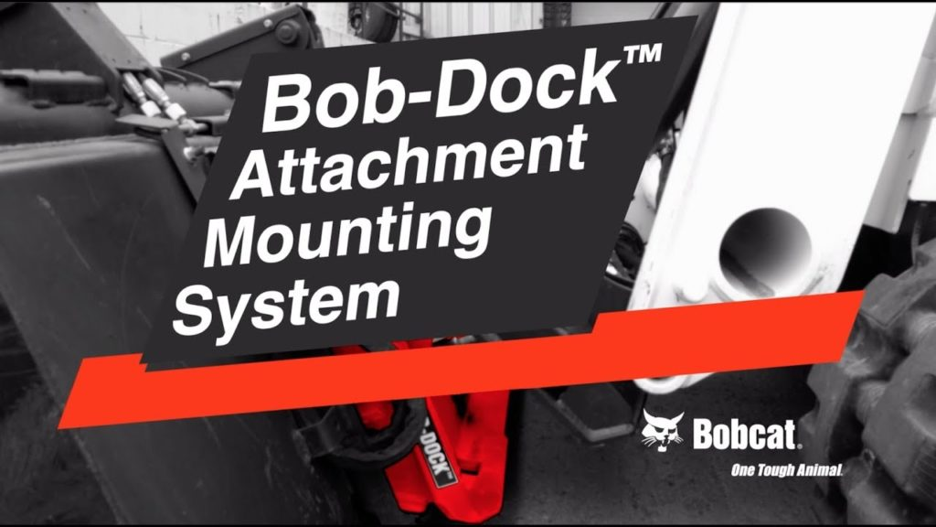 Bob-Dock Attachment Mounting System