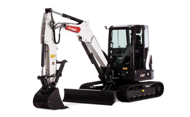 Bobcat E60 R2-Series Excavator